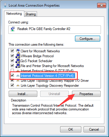 DNS_PROBE_FINISHED_BAD_CONFIG fix step 4