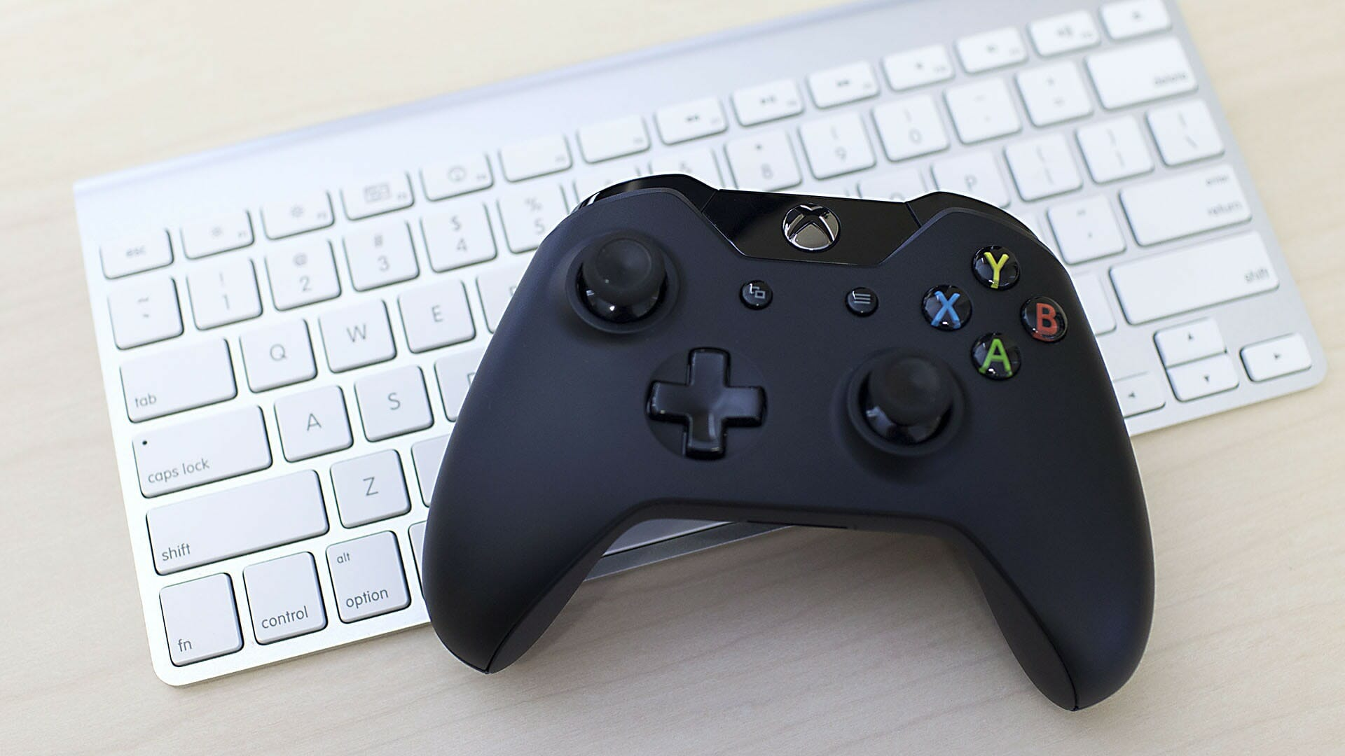 how to set up a 360 controller on pc